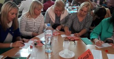 Заседание методического объединения учителей иностранного языка на тему «Организация внеурочной деятельности по иностранному языку»