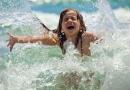 Рекомендации по мерам безопасности при купании в необорудованных местах