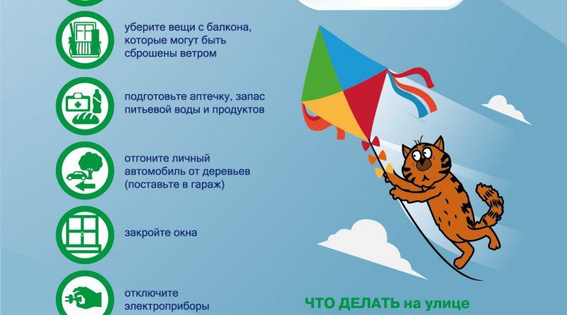 Штормовое предупреждение объявлено в Беларусина 21 и 22 января